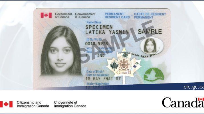 加拿大永久居民