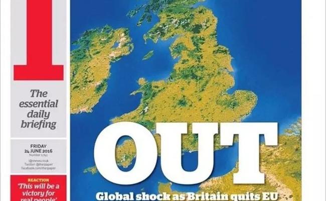 搬去加拿大 登上脱欧后英国人的热搜榜